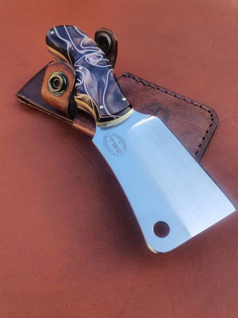 Adriaan de Villiers Biltong Knife