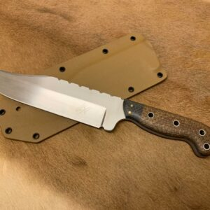 Alex Conchar Clip Point Bowie
