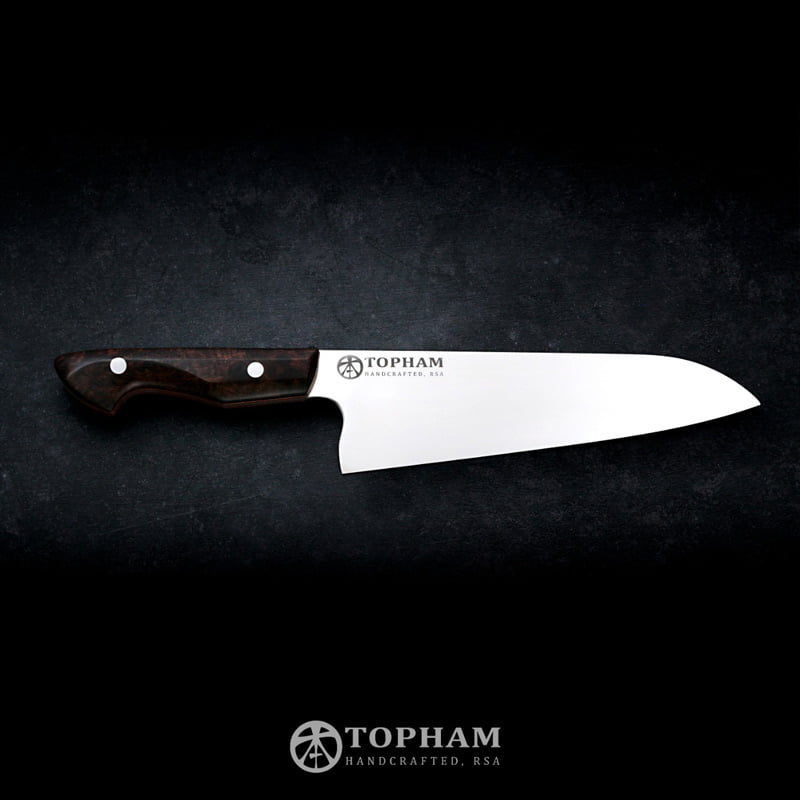 Anthony Topham Santoku Chef Knife