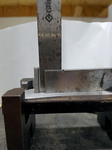 Tanged Tang Pin Angle Result