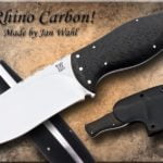 Jan Whal Renoster Rhino Hunting Knife