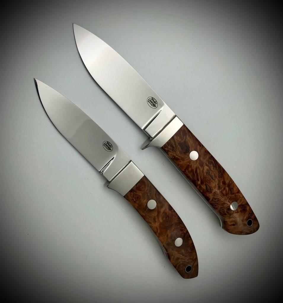 WesleyLiversage1 KZNKnifemakers Knife of the Month - February 2021