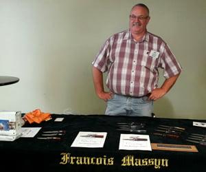 Francois Massyn Knives